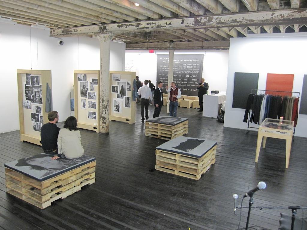 Levis Editors Event 2010