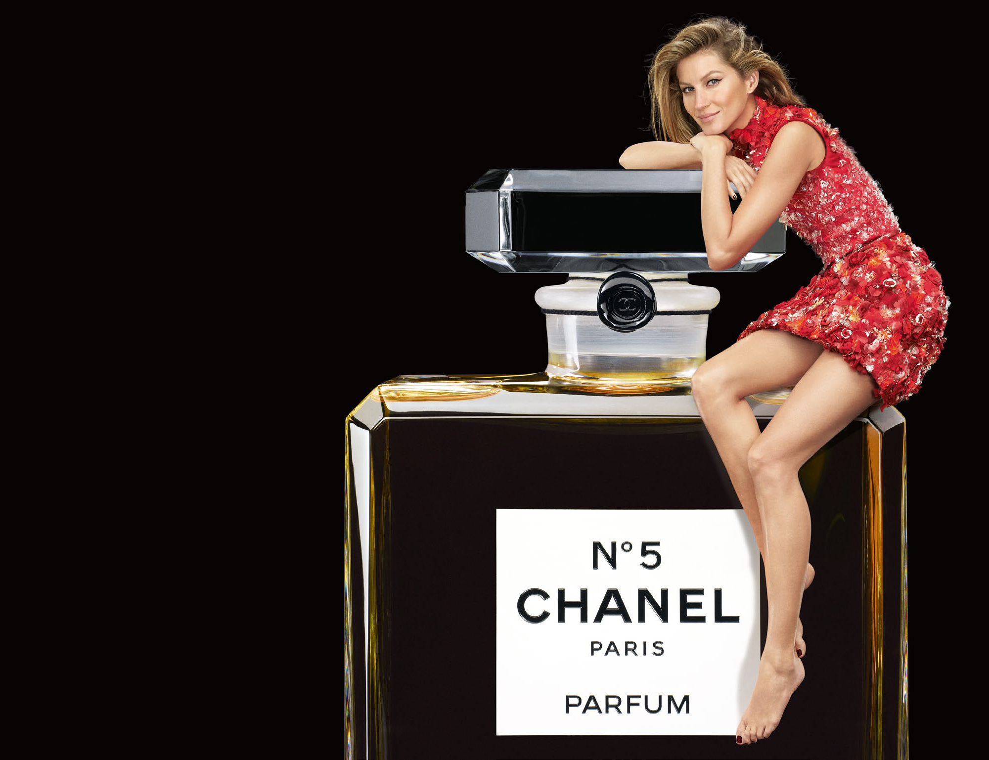 Chanel No 5 Holiday – Patrick Demarchelier